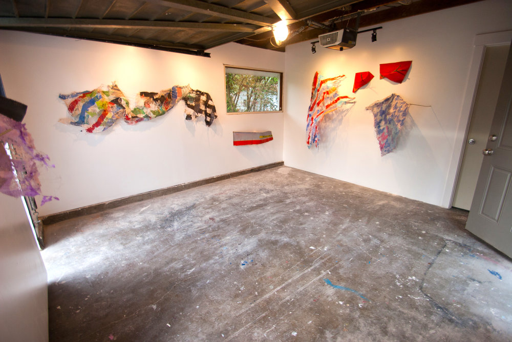Lauren Schaefer & Jen Denrow of 1122 gallery. - An interview with the founders of 1122 gallery to highlight their non-traditional art space in SE Portland, which recently opened it's doors in May 2018.