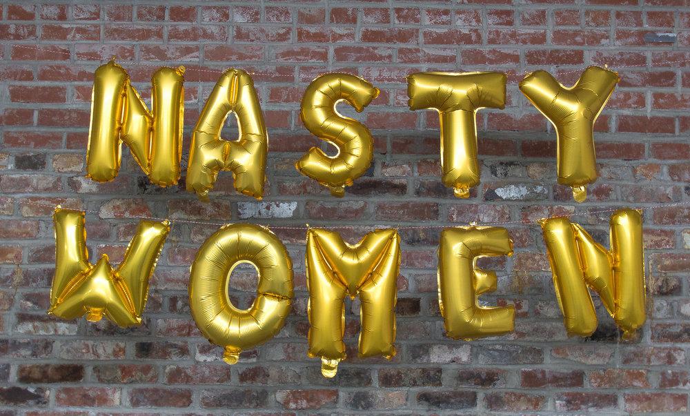 NASTY WOMEN PORTLAND , February 13, 2017.