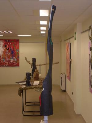 Pene mayestático y medioabstracto, 2009