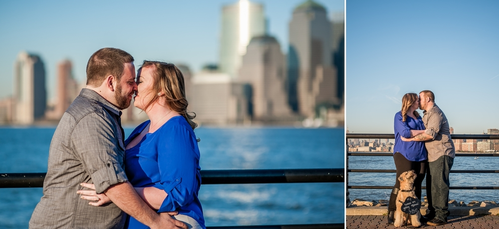NJ PHOTOGRAPHERS | SPRING LAKE PHOTOGRAPHERS | SPRING LAKE PHOTOGRAPHER | NJ PHOTOGRAPHER | Liberty State Park Engagement Session