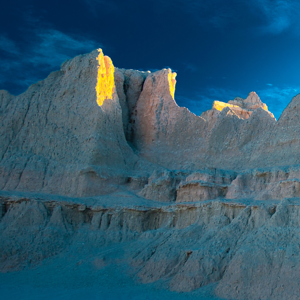 Badlands Sunrise - Badlands National Park