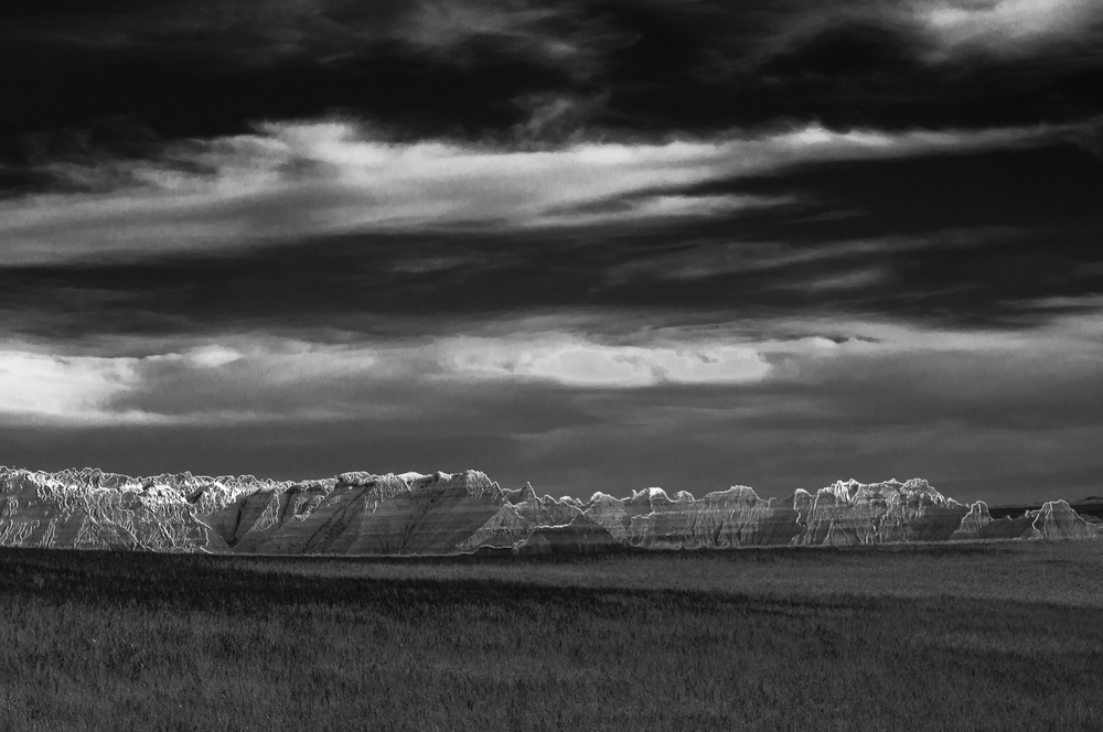 Sunset - Badlands National Park