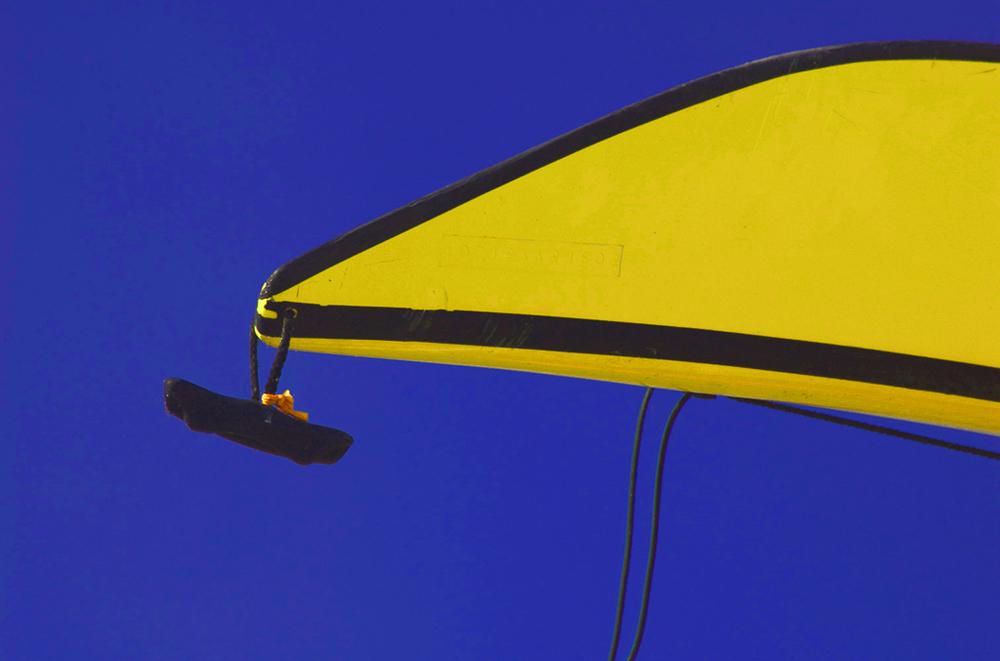 Yellow Kayak #2 - Port Clyde, Maine