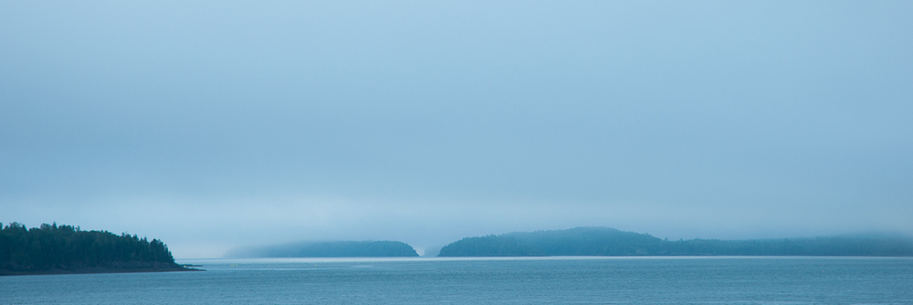 Blue Dawn - Cobscook Bay, Maine