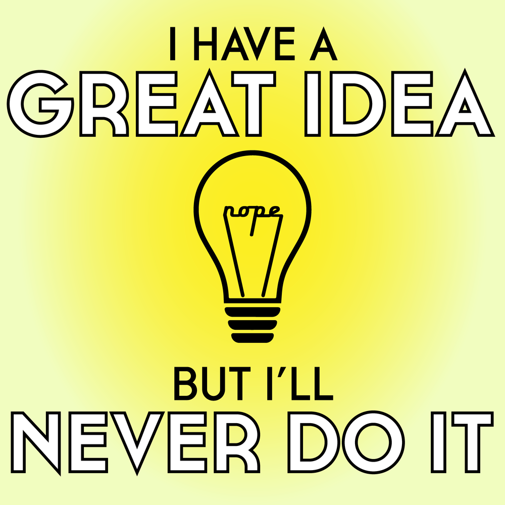 I HAVE A GREAT IDEA BUT I'LL NEVER DO IT - Hosts Jon Richardson and Louise Gassman take you on a journey through a sea of their AMAZING ideas that they will likely never attempt to develop. But that's the point of this show! We all have GREAT ideas that we'll never make happen!