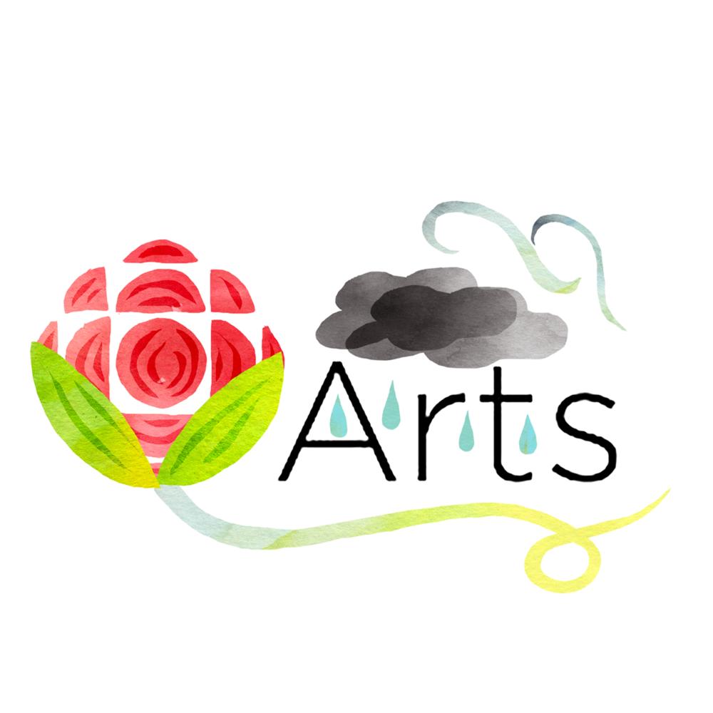 CBC Arts Logo Redesign