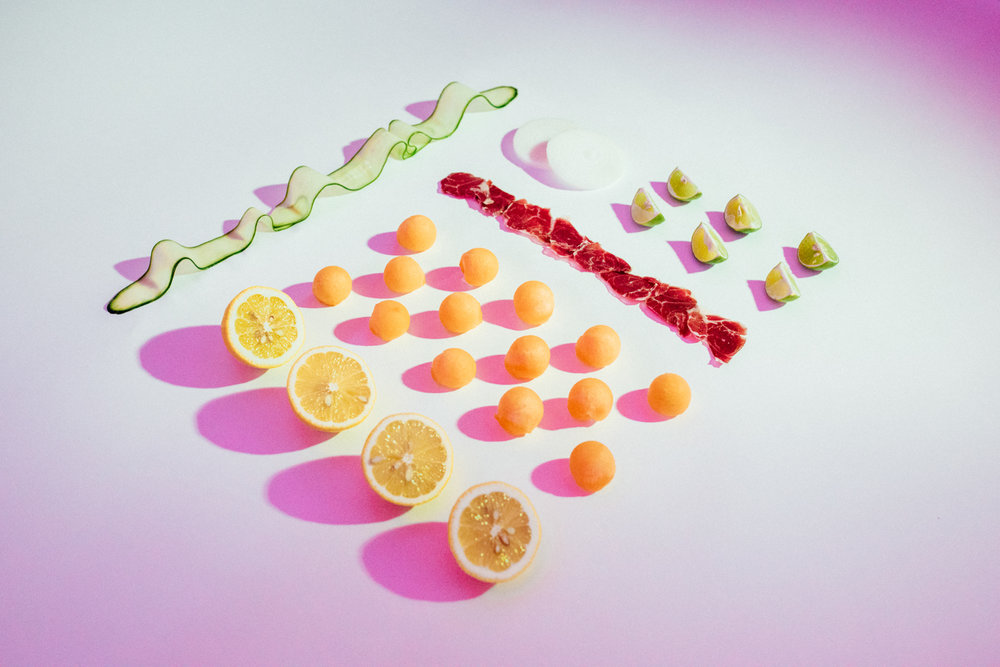SIK/TENG: FOOD INSPIRED BY MUSIC