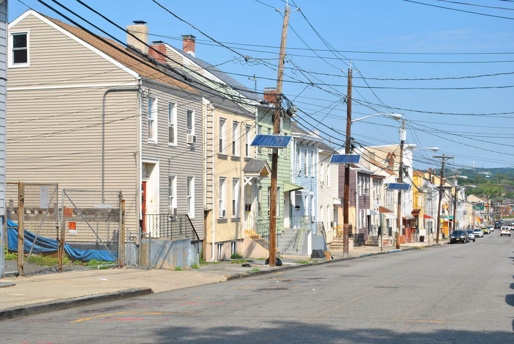 Mid-19th-Century Workers' Housing in Paterson