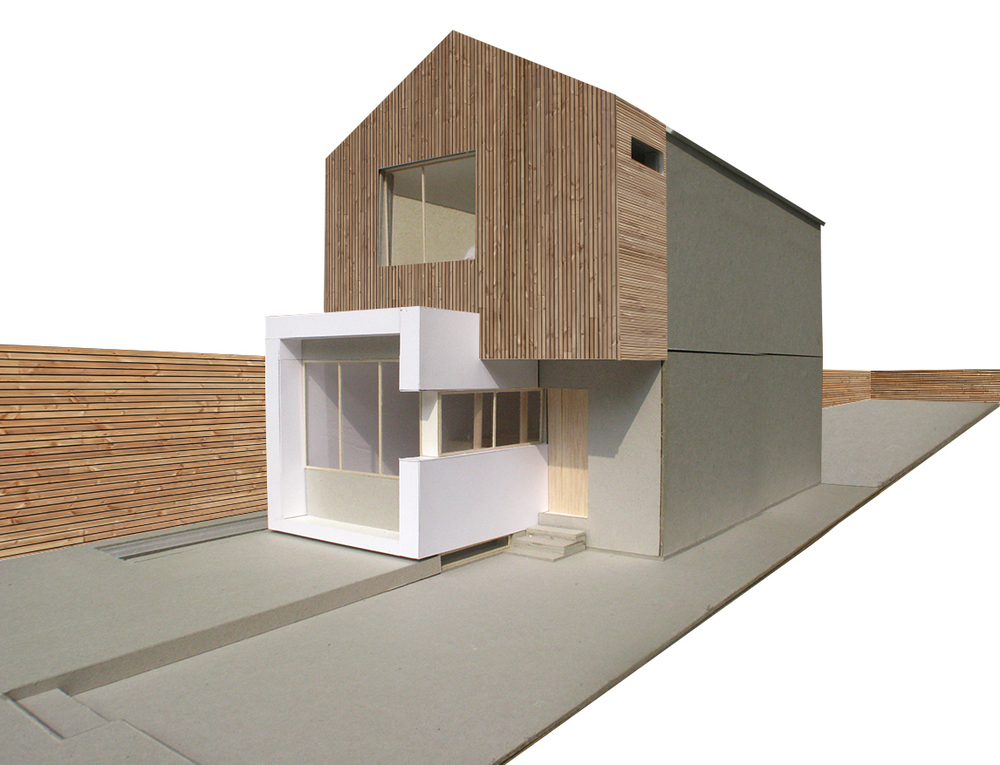"EXTENSION ""HOUSE L""     I     2014"