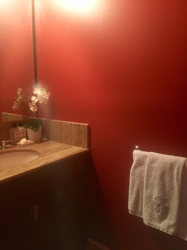 Bathroom Painted