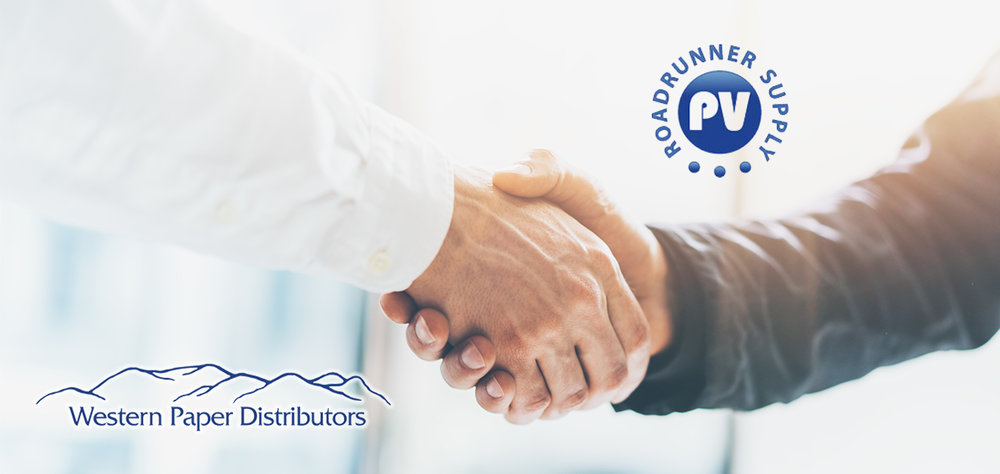 western paper and pv roadrunner supplyteam up to enhance customer service western paper