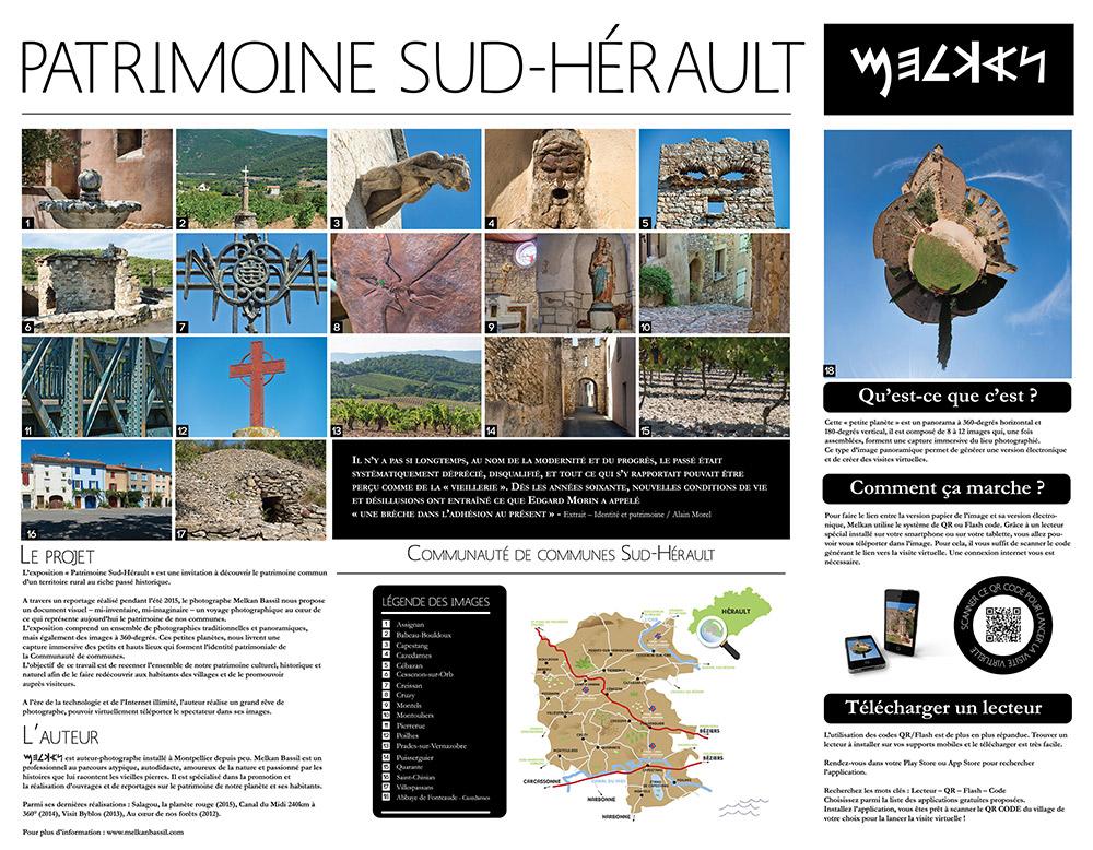 Patrimoine Sud-Herault 2015