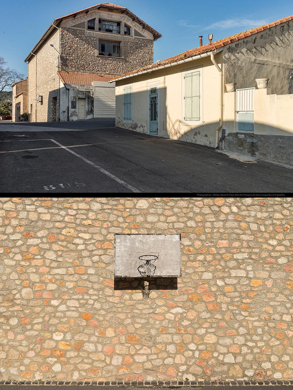Cave coopérative de Montouliers