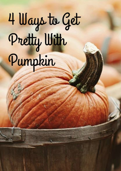 4 Luscious Pumpkin Beauty Treatments. Random Suds Blog | Soapworks Studio