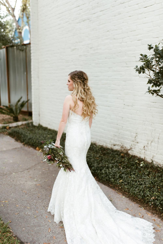 Houston Heights Bridal Session | Houston Wedding Photographer | Houston Natural Light Photographer | www.jordanmitchellphotography.com