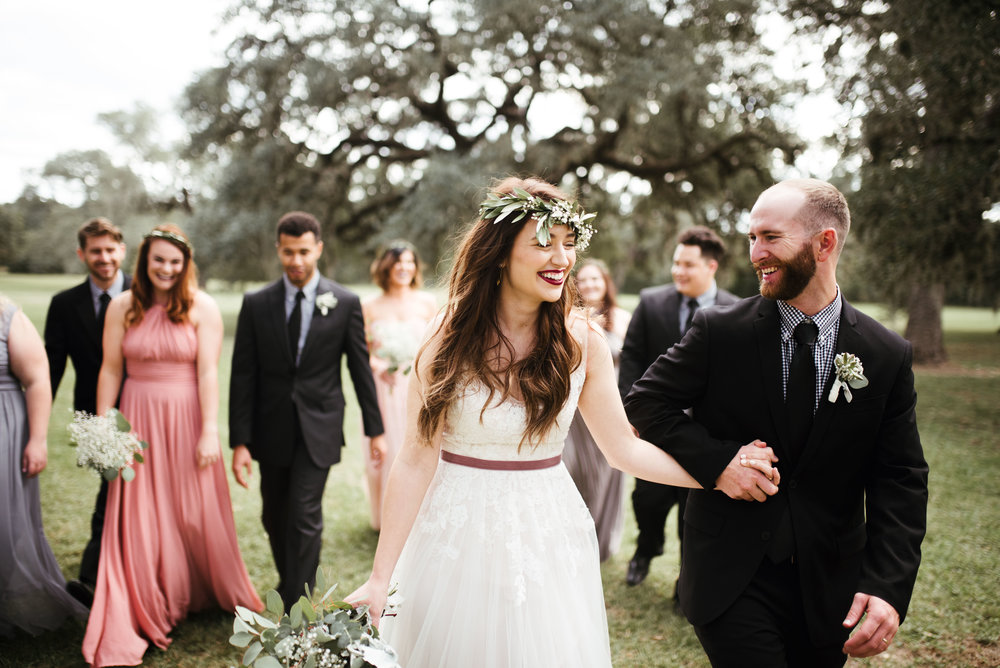Columbus, Texas Wedding | Houston Natural Light Wedding Photographer | www.jordanmitchellphotography.com
