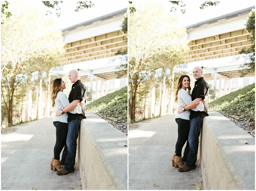 Houston Engagement Session | Houston Natural Light Engagement Photographer | www.jordanmitchellphotography.com