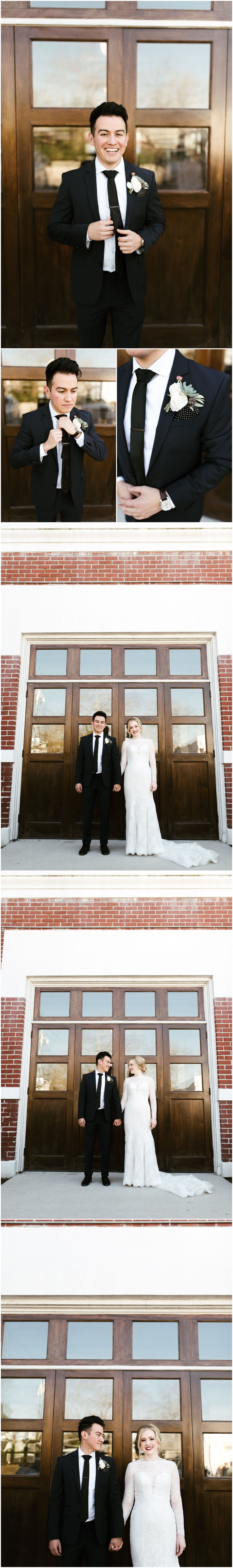 Houston Heights Fire Station Wedding | Jennifer+Ivan | Houston Heights Wedding Photographer |www.jordanmitchellphotography.com
