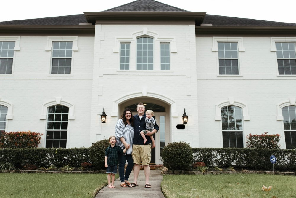Friendswood Lifestyle Family Session | Houston Lifestyle Photographer | www.jordanmitchellphotography.com