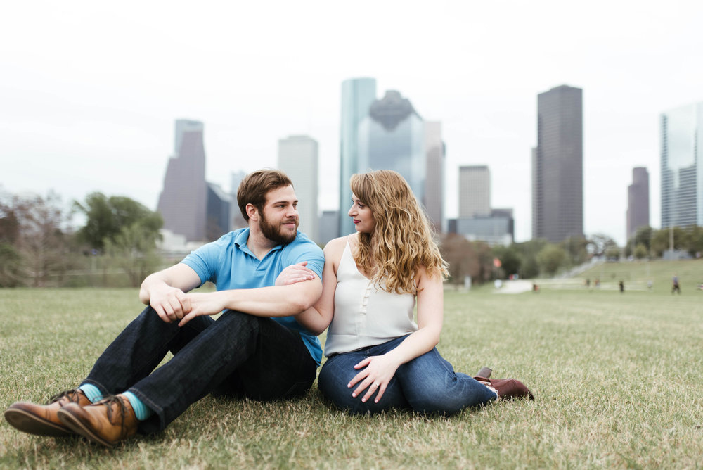 houston engagement session | the menil collection | houston engagement photographer | www.jordanmitchellphotography.com