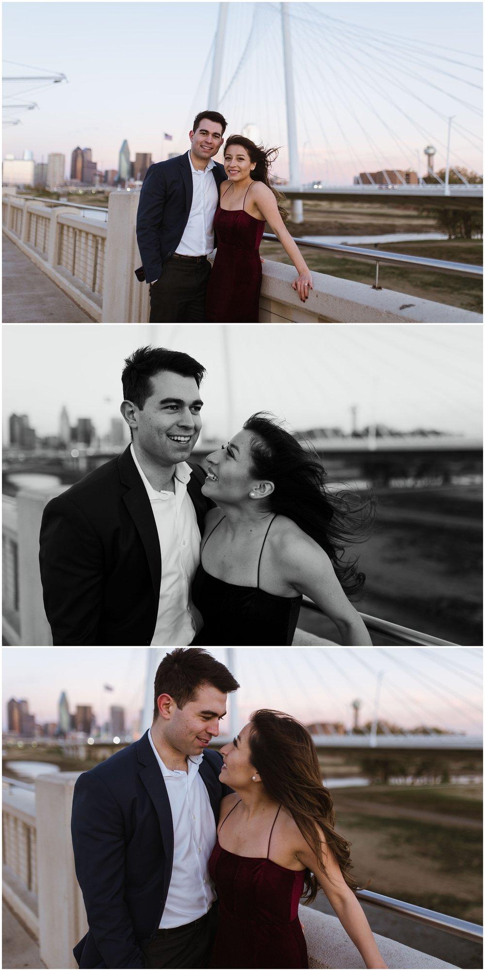 Dallas Engagement Session | Fort Worth Wedding Photographer | Dallas Wedding Photographer | www.jordanmitchellphotography.com