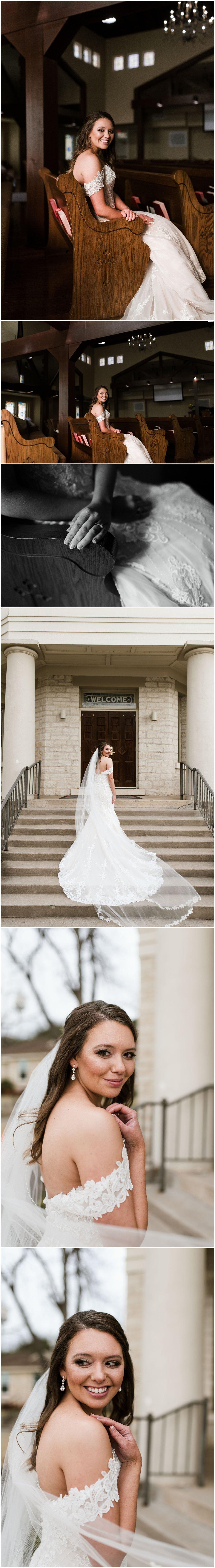 Glen Rose Bridal Session | Fort Worth Wedding Photographer | www.jordanmitchellphotography.com