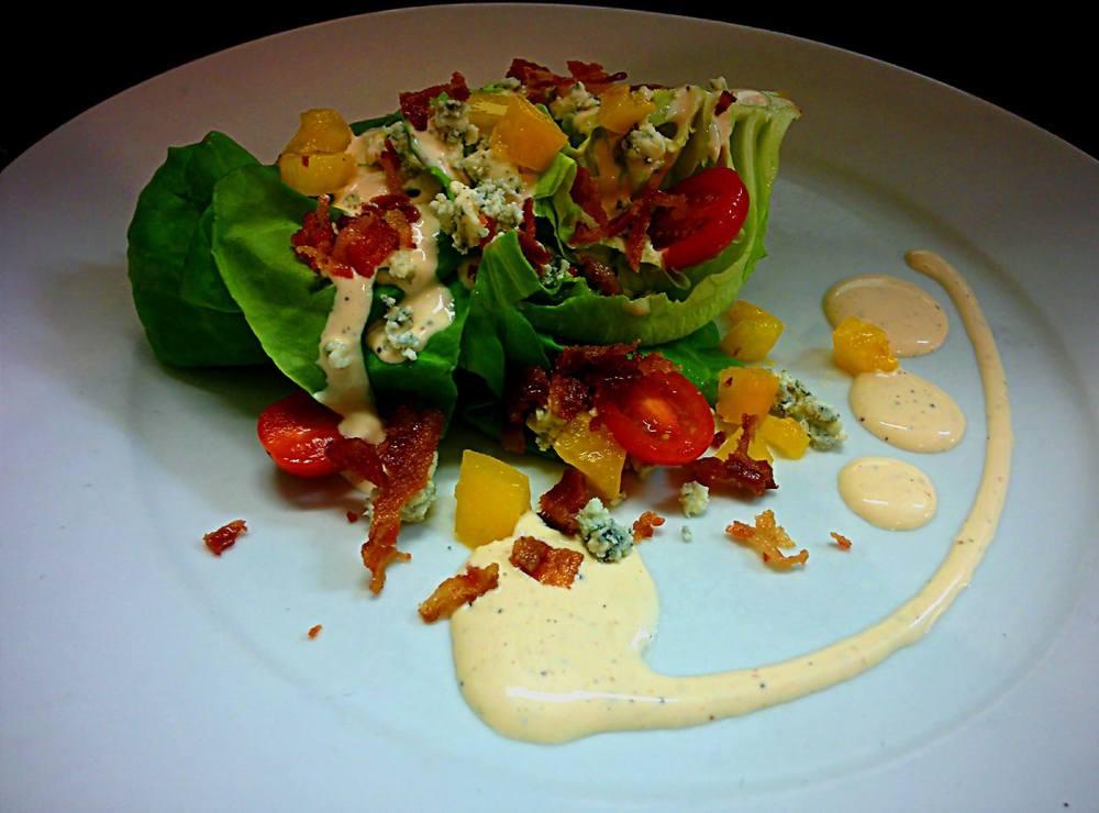 Bibb Lettuce Wedge Salad