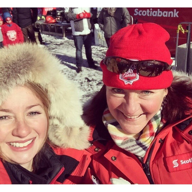 S&E Team on site at the Scotiabank Hockey Day In Canada, Halifax