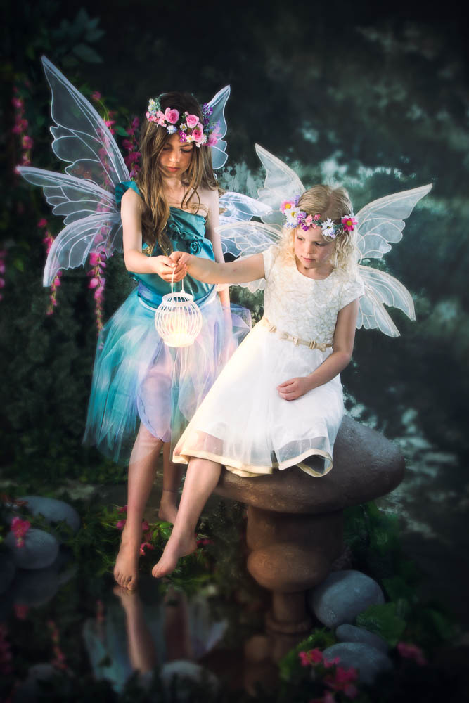 Enchanted Fairy Portraits