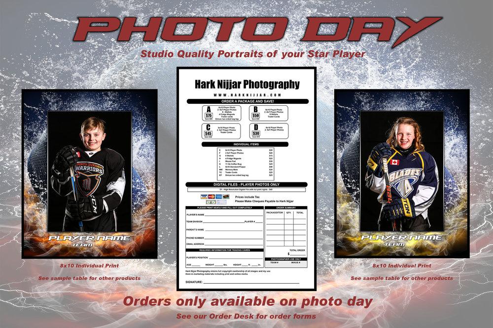 Hockey Photo Day
