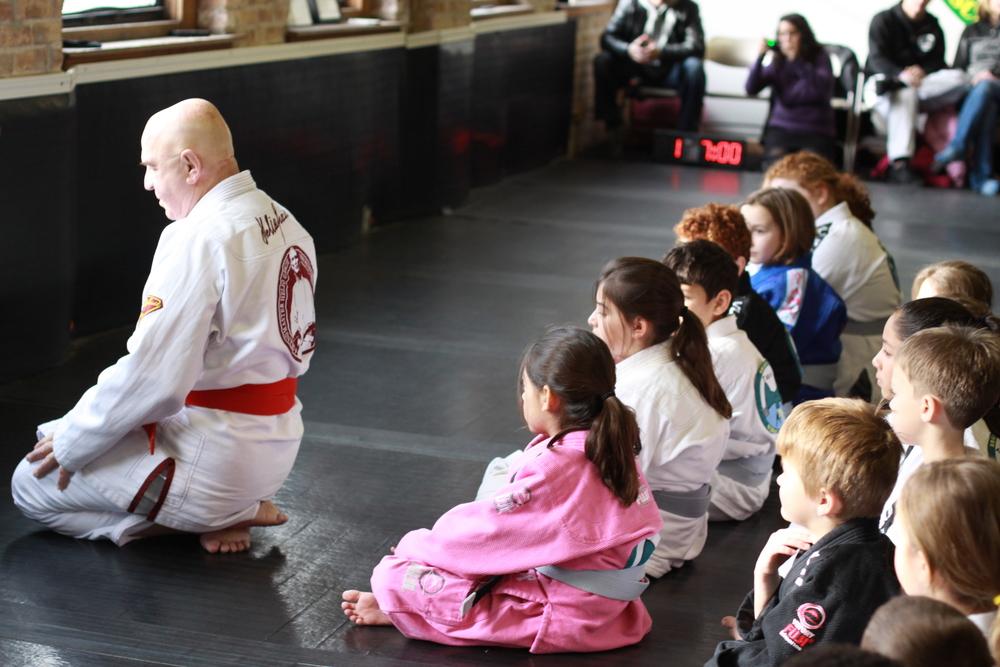 Give Your Child the Gift of Confidence   Brazilian Jiu Jitsu stresses helps ingrain healthy living, work ethic, self-confidence, and mental toughness all in a safe, family-friendly atmosphere. Bring your child in for a free kids class today!   Learn More