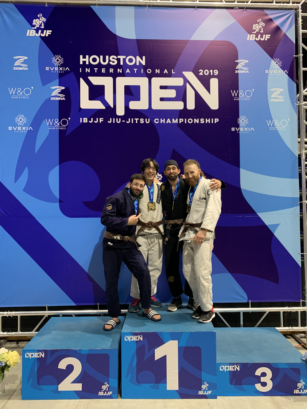 """""""Now, my goal is to share the happiness that I have found through Jiu-Jitsu with my students and help them accomplish their goals.'     -Danny Kou"""