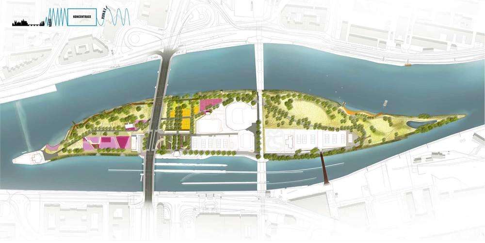 Revitalizace ostrova Štvanice
