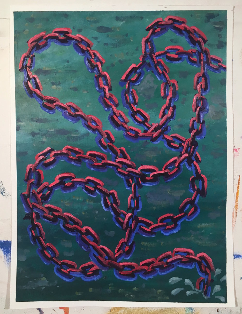 Untitled(chain)
