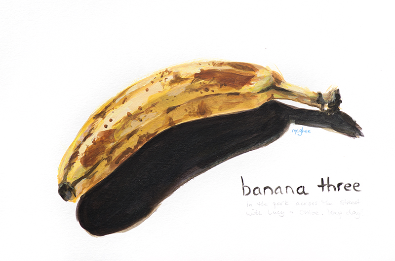 Banana Three