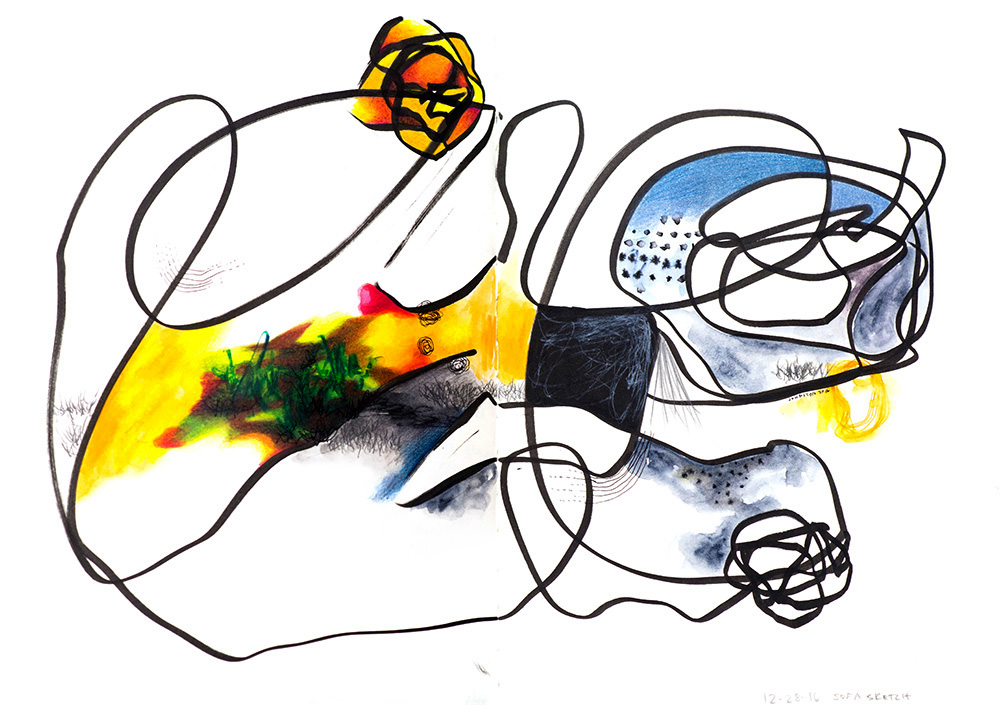 Sofa Sketch
