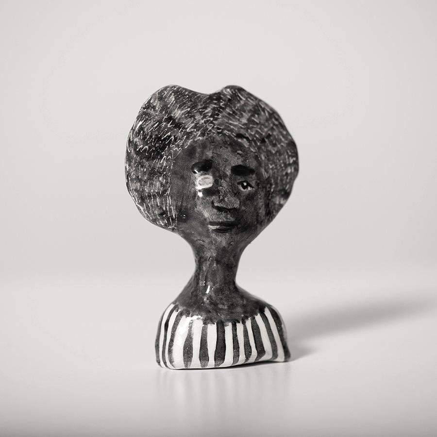 """Laura Johnston Ceramic, ~2.5"""" 2019"""