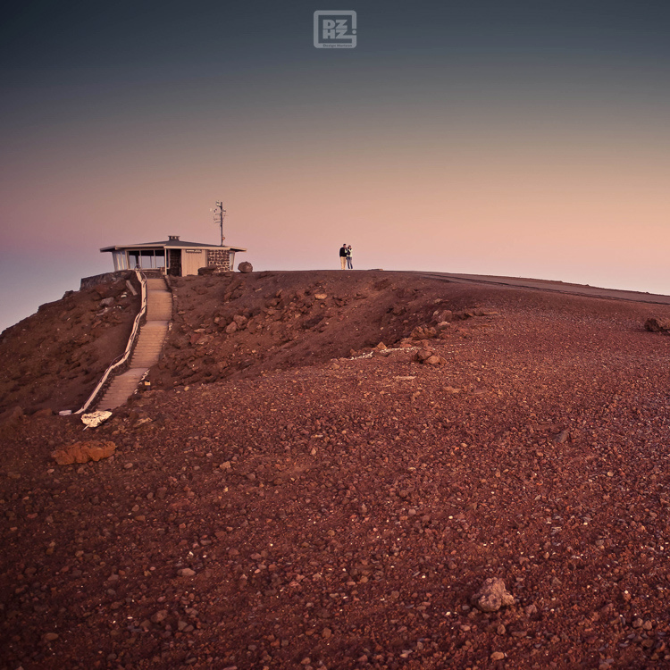 Haleakala Crater Lookout by Dezign Horizon
