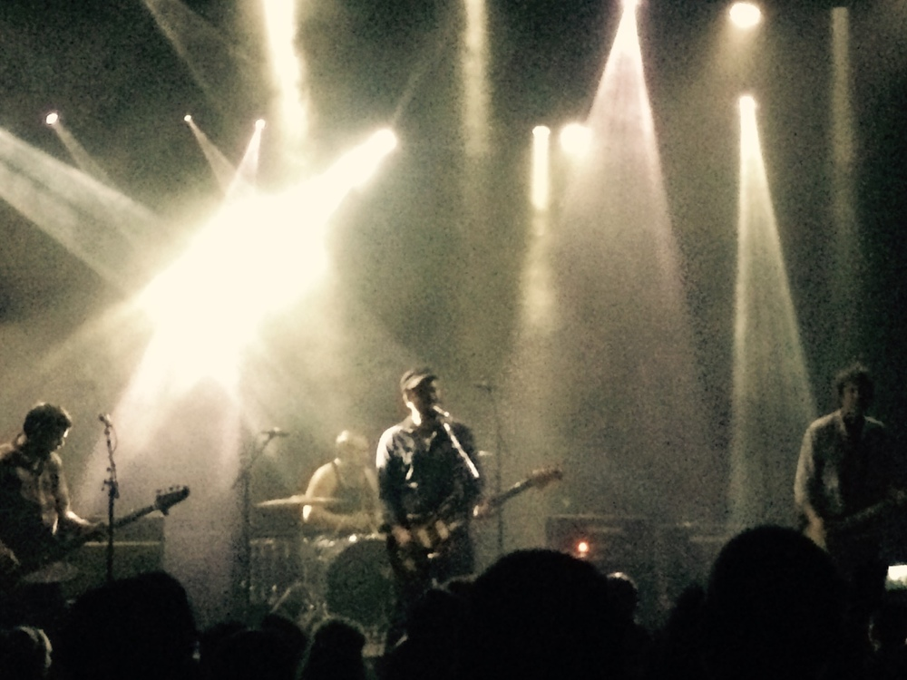 Swervedriver @ Union Transfer  Philly. 3.29.15