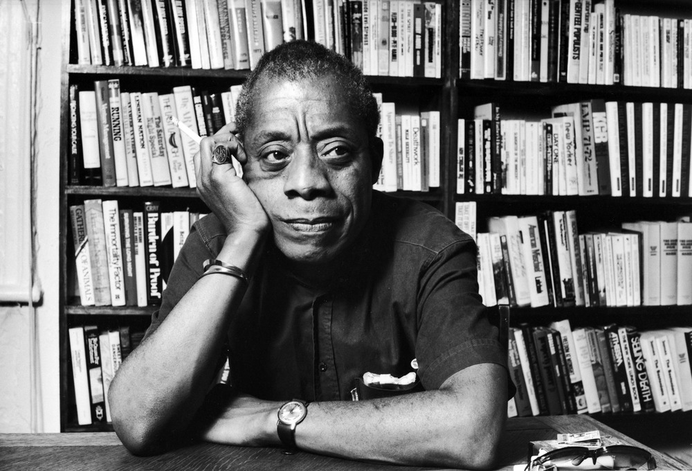 """The world is before you, and you need not take it or leave it as it was when you came in"" - James Baldwin."