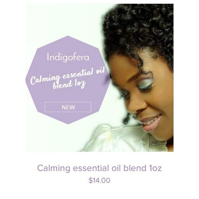 Transform your mind, body & soul with Indigofera's Pure Calming Essential Oil blend. Escape  from daily stress and renew your peace of mind. Perfect for adding to bath or shower, massage, room sprays or even floor washing and laundry.  #aromatherapy #essentialoils #IndigoferaBeauty #wellness #massage #holistic #lavender #rosegeranium #cedarwood #lemongrass Follow safety directions for essential oils. Never apply directly to skin. For external use only. (Order on Indigofera.com)