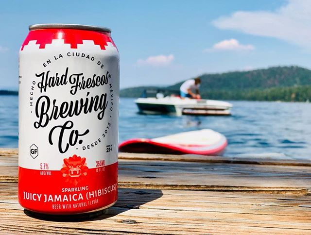 Get out there and enjoy some #summer vibes. Work hard play hard.. don't forget to bring along the essentials. #craftbeer #beerporn #outsidelands #lakelife #funinthesun #boatlife #skisanger #og