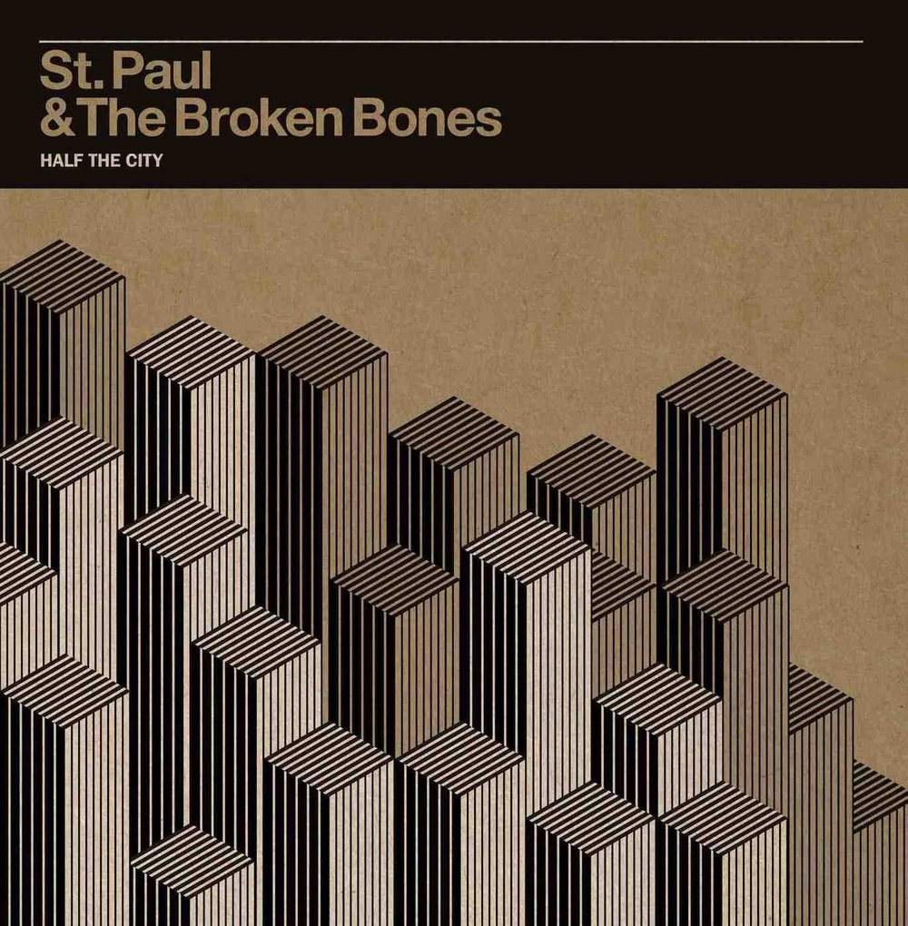 SL003:  St. Paul & the Broken Bones- Half the City
