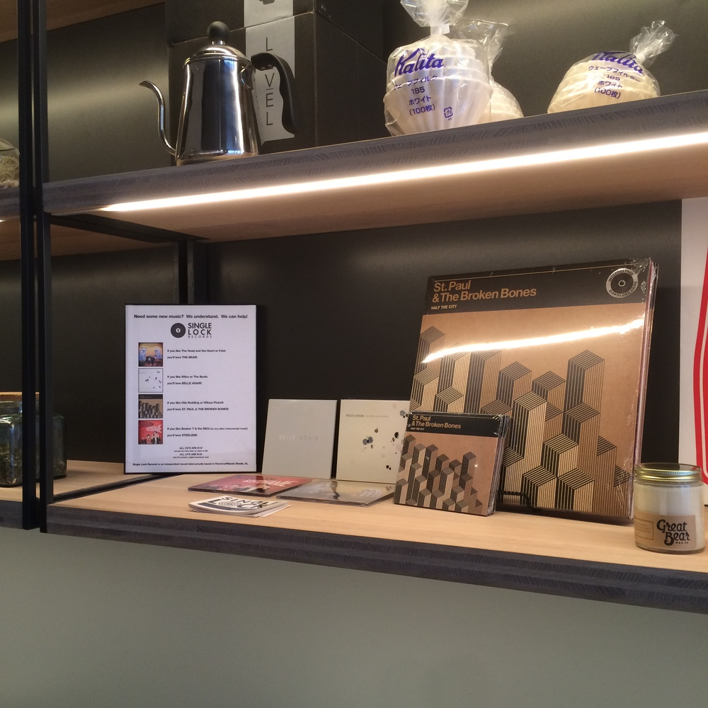 Single Lock sets up shop in Birmingham's Revelator Coffee location.