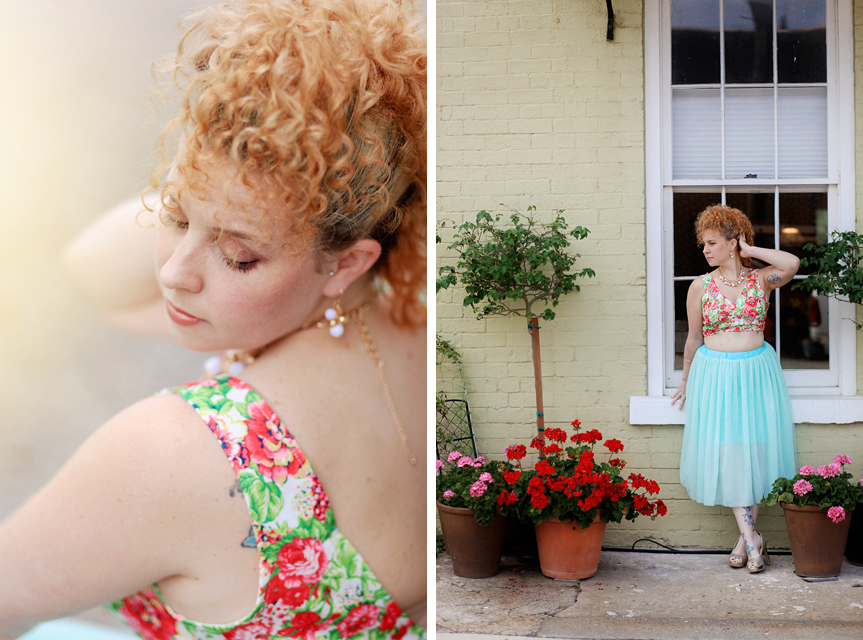 HAIR: SARA NOWLAN WITH BEAUTY FROM INSIDE | PETERSBURG, VA