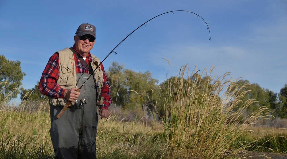 Bullnose Products Angler Jim Lefgren
