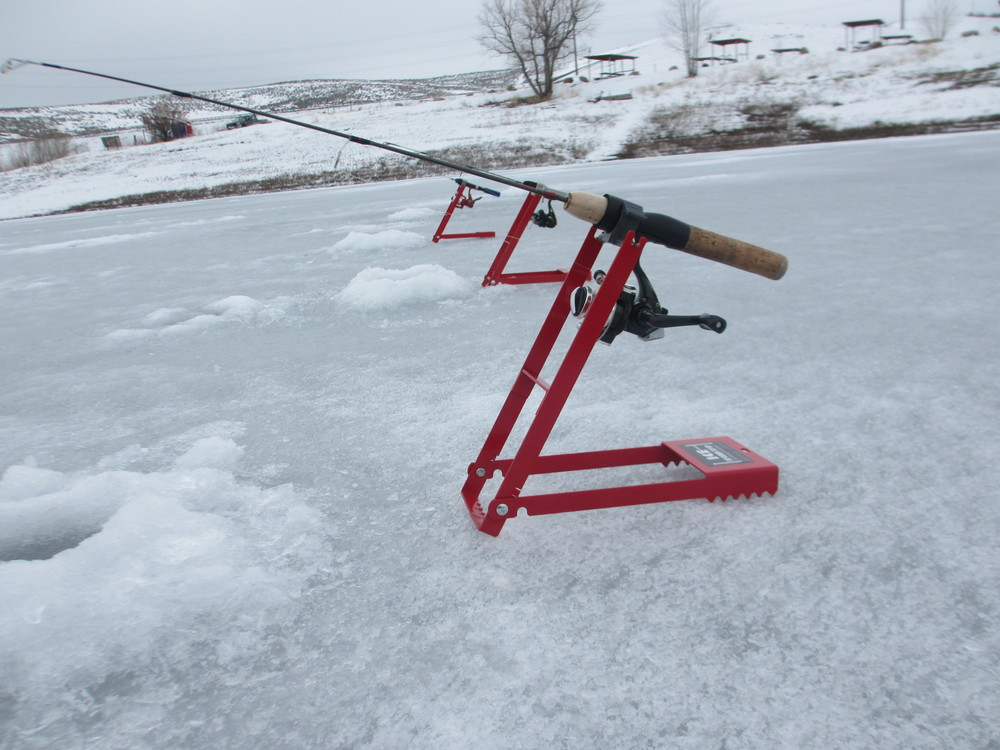 Bullnose products bullnose rudder for Best ice fishing tip ups