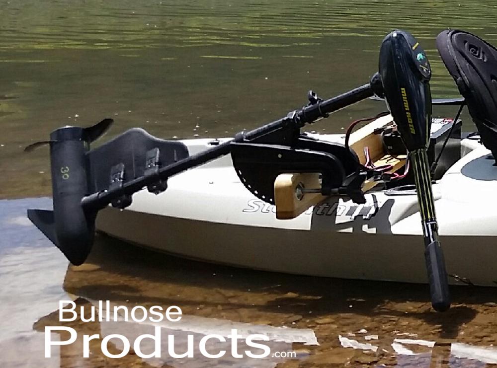 Bullnose Rudder