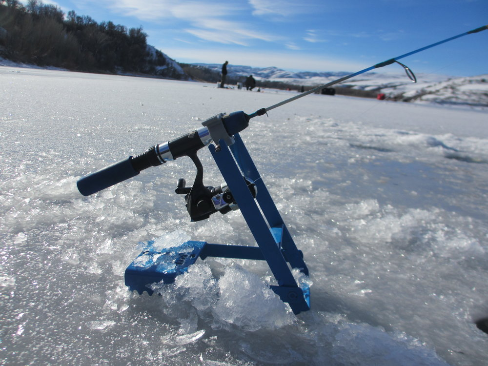 Bullnose Products, Ice fishing tip down