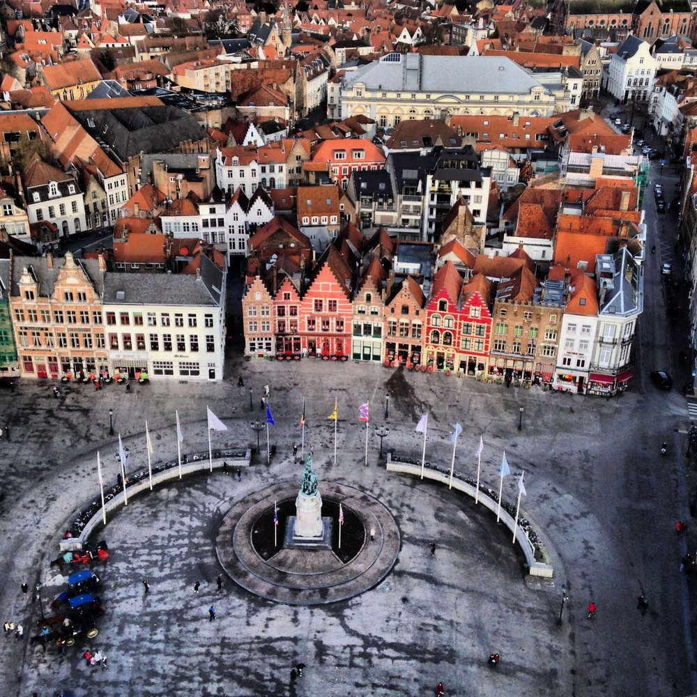Brugge-markt